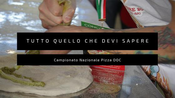 campionato - nazionale - pizza - doc - come - quando - partecipare