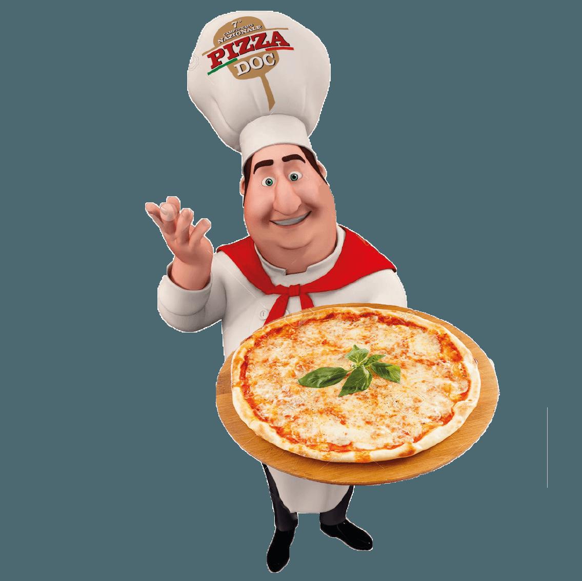 Pizza Margherita DOC