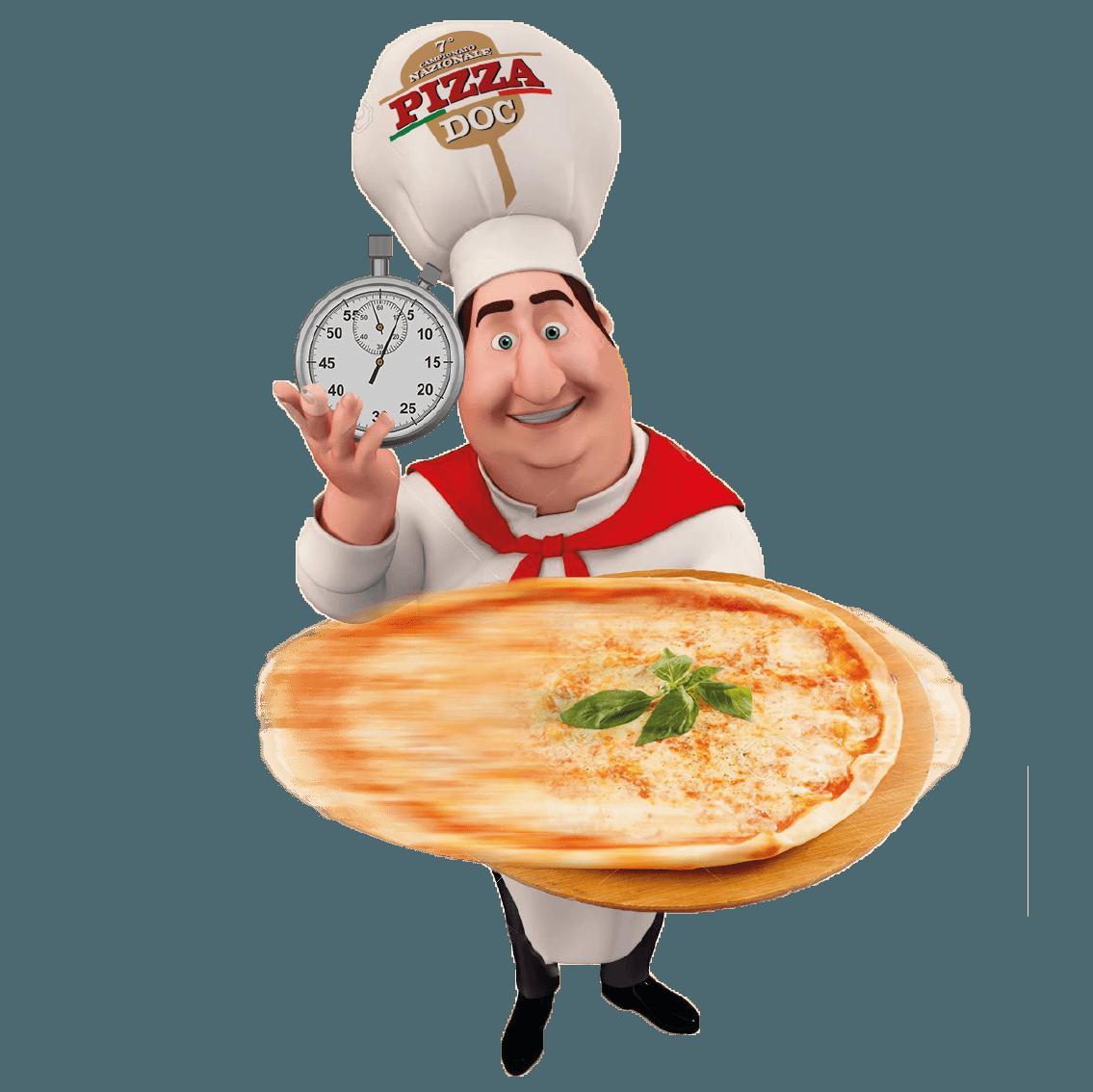 pizza piu veloce
